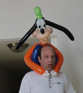 JM A Goofy Hat